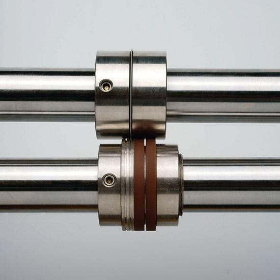 Universal-Rilleinrichtung für Messerwellen Ø 35 mm