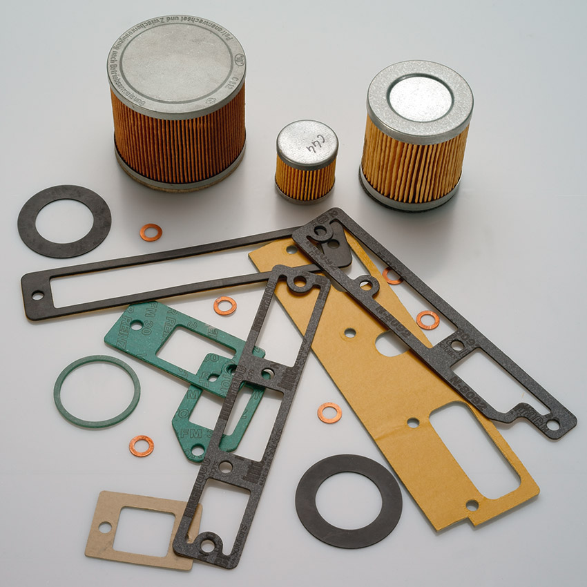 Reparaturkit Kompressoren